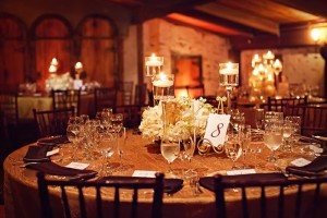 Wedding Venue Table # 8