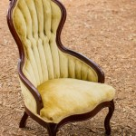 Queen Chair Close-up , Outstanding Venue Furniture