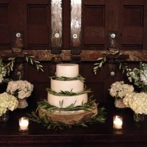 Beautiful Cake Wedding Ideas, Wooden Cake Stand