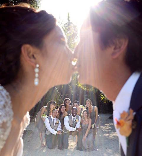 Beautiful Miami Wedding