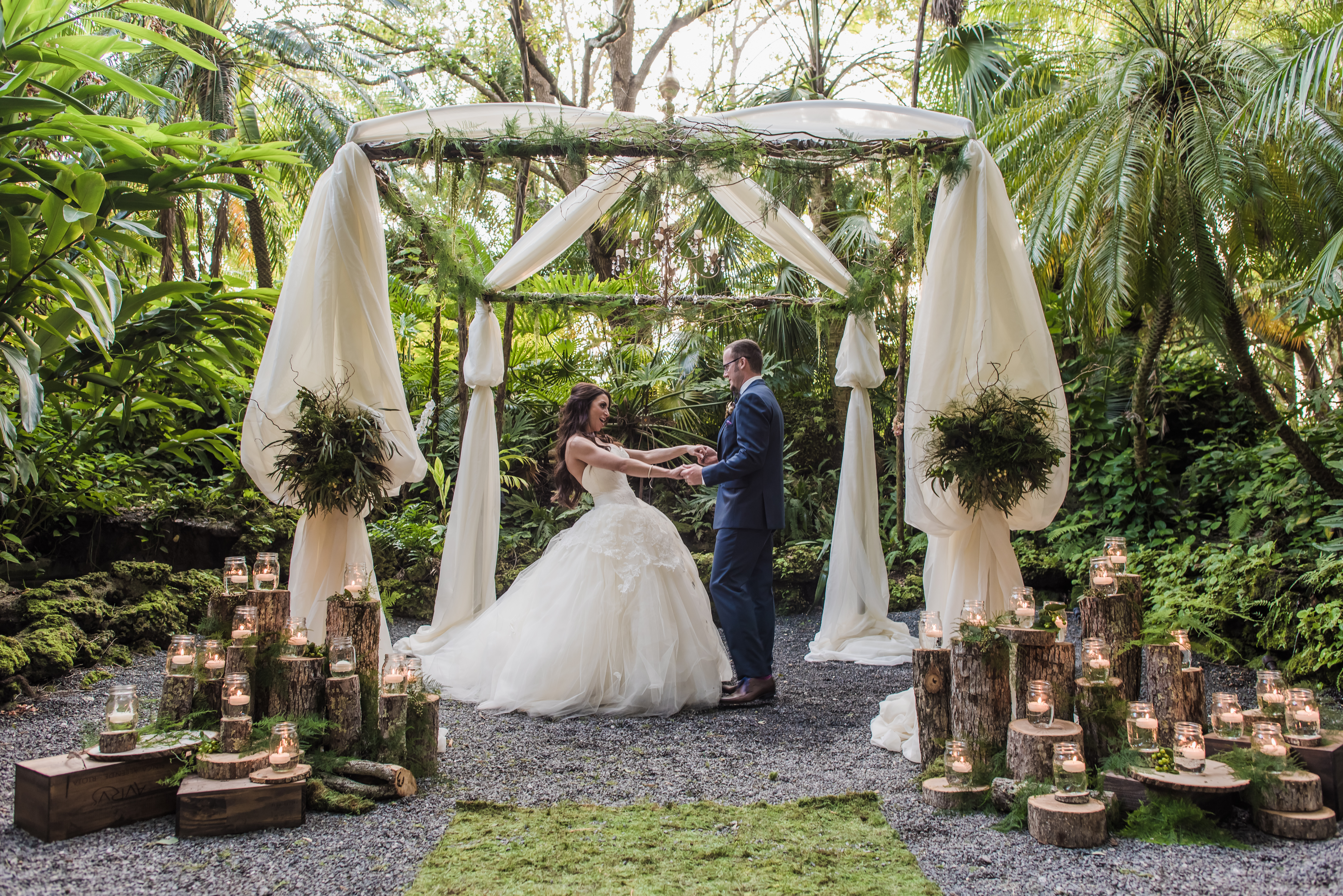 Romantic Weddings in Miami