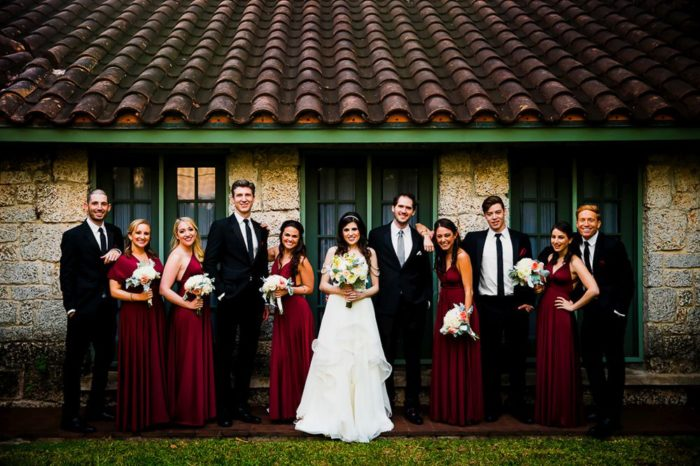 Bridal Party Venue