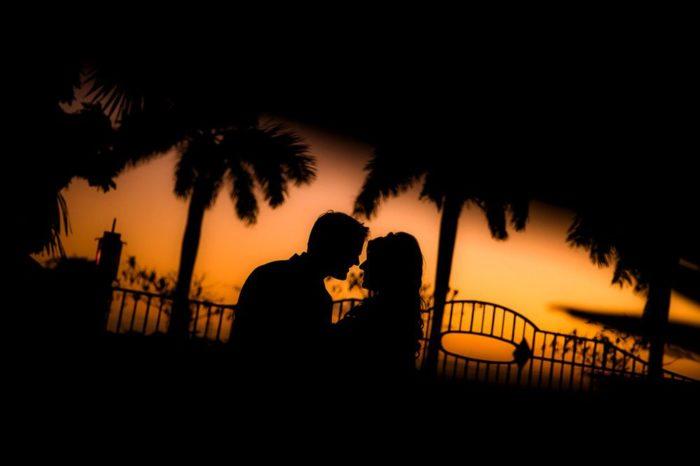 Wedding Sunset Location