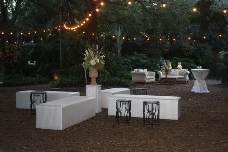 Pearl Bench Set
